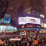 ニューヨーク タイムズ・スクウェア(Times Square)(アメリカ合衆国、ニューヨーク州、ニューヨーク市)