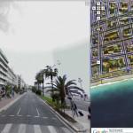 ニースの華やかな海岸通「プロムナード・デ・ザングレ-Promenade des Anglais」と旧市街観光(フランス ニース)