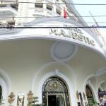 ホテル マジェスティック サイゴン(Hotel Majestic Saigon)&憧れのBREEZE SKY BAR(ブリーズ スカイ バー) /ベトナム、ホーチミン(Ho Chi Minh, Vietnam)