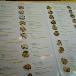 ラップ&ロール レストラン(WRAP & ROLL Restaurant) のメニュー/ベトナム、ホーチミン(Ho Chi Minh, Vietnam)のレストラン