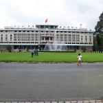 統一会堂 (トンニャット宮殿)- Reunification Palace (Hoi Truong Thong Nhat)/ベトナム、ホーチミン(Ho Chi Minh, Vietnam)
