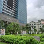 ビンコムセンター Vincom Center Shopping Mallでのショッピング-フードコート/ベトナム、ホーチミン(Ho Chi Minh, Vietnam)