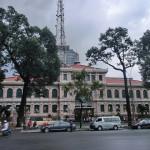 ホーチミン人民委員会庁舎(The Ho Chi Minh City People's Committee Hall)/ベトナム、ホーチミン(Ho Chi Minh, Vietnam)