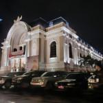 サイゴン オペラ ハウス Saigon Opera House/ベトナム、ホーチミン(Ho Chi Minh, Vietnam)