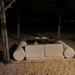 ビーチでのロマンチックなプライベートレストラン/エバソン アナ マンダラ ニャチャン(Evason Ana Mandara Nha Trang)