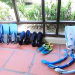 海外旅行に持って行って良かったシュノーケリングセット。子供(キッズ)用もバッチリでした。/ベトナム・ニャチャン(Nha Trang, Vietnam)