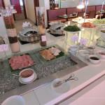 クチコミどおり美味しかったホテル ノボテルニャチャン(Novotel Nha Trang)の朝食(buffet breakfast)