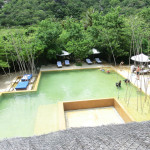 シックス センシズ ニン ヴァン ベイ(Six Senses Ninh Van Bay)のメインプール(main pool)/ベトナム・ニャチャン(Nha Trang, Vietnam)