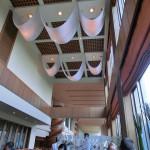 """ホテル2階のカフェレストラン""""CAFE RIVOLI""""での朝食/ソフィテル サイゴン プラザ(Sofitel Saigon Plaza)"""