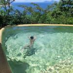 子供が泳いだプライベートプールの感想/シックス センシズ ニン ヴァン ベイ(Six Senses Ninh Van Bay)