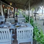 ビーチレストラン(Beach Restaurant)/エバソン アナ マンダラ ニャチャン(Evason Ana Mandara Nha Trang)