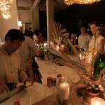 ホテル主催のカクテルパーティに参加してみた。エバソン アナ マンダラ ニャチャン(Evason Ana Mandara Nha Trang)