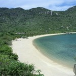 ビーチを歩いてみた。シックス センシズ ニン ヴァン ベイ(Six Senses Ninh Van Bay)のBeachはキレイか?