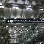バンコク空港(スワンナプーム国際空港)到着からサムイ島への国内線の乗り換えとフードコート