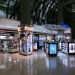 バンコク空港(スワンナプーム国際空港)到着からタイ国内線乗り換え時の免税店について