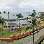 ホテルプールとビーチとジェットスキー/ハンサーサムイ リゾート & スパ Hansar Samui Resort(タイ サムイ島)