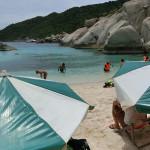 タオ島&ナンユアン島シュノーケリングツアー(Lomprayah社のカタマラン利用のツアー)(2)