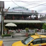 サムイ島ラマイビーチのレストラン(Restaurant)