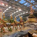 (BKK) Suvarnabhumi Airport Departures フードコート