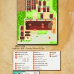 ホテル敷地内の地図(部屋のロケーションマップ)/アナンタラ・ウルワツ・リゾート&スパ Anantara Uluwatu Resort & Spa Bali