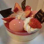 TAKANOの誕生日ケーキ